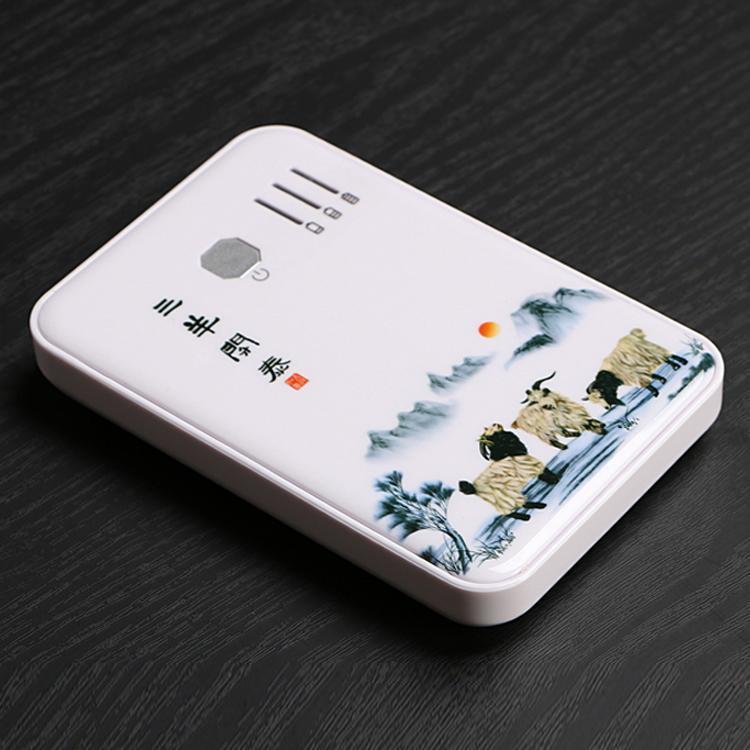 新款  移動電源5000毫安培 小米三星手機充電寶 羊年企業廣告商務禮品定製