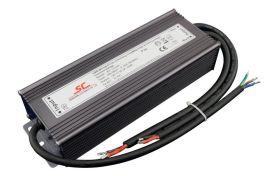 圣昌LED调光电源 200W 12V 24V PWM输出恒压防水可控硅前后沿调光