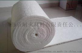 无机折叠式卷帘门防火层 热盾陶瓷纤维毯