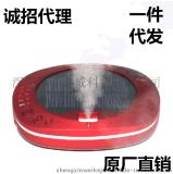 盛鑫威太阳能车载空气净化器HAPE滤网除异味车用精油香薰机