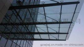 免费设计玻璃雨棚|玻璃采光顶|落地玻璃房