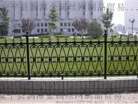 供应佛山小区铁艺护栏网_欧式护栏网_住宅护栏网