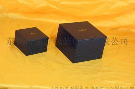 礼品首饰盒精品纸盒磁铁纸盒开窗彩盒植绒首饰纸盒东莞印刷包装盒工厂