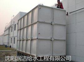大庆SMC保温玻璃钢水箱