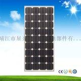 太陽能電池板 單晶矽 80w