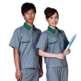 黄埔区春夏装工作服定制,工厂厂服订做,员工工作服定做