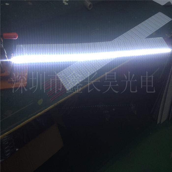 鑫长昊光电 厂家直销5730高亮硬灯条 一米72灯 高亮5630LED硬灯条