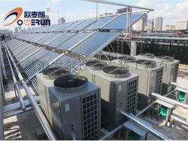 太阳能热泵热水系统工程安装