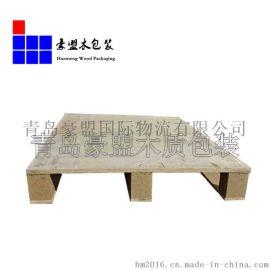 山东免熏蒸木托盘 出口木卡板 定制尺寸 价格优惠