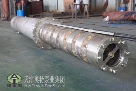 120度耐高温电动不锈钢热水泵,热水循环泵,天津奥特泵业专业制造