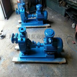 光明80ZX40-22矿山清水专用自吸泵