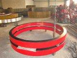 2.4x18米褐煤烘乾機輪帶傳動配件