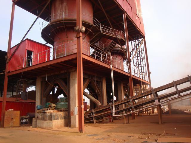 红土镍铁烧结窑炉