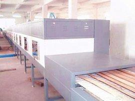 隧道式微波木材干燥机