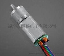GM20-130SH-EN带编码器直流减速电机
