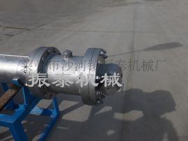 莱州振泰机械厂家直销塑料造粒排渣机(无网模头)换网不停机 过滤各种杂质