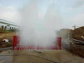 温州建筑工地工程车辆自动洗轮机洗车机设备厂家