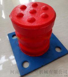 JHQ-C-5聚氨酯缓冲器 起重机橡胶防撞聚氨酯缓冲器 法兰盘式国标缓冲器
