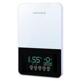 电热水器质量哪家好?广东赛卡尼智能电热水器国内空白市场招商