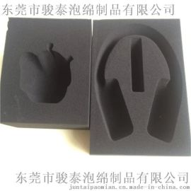 高密度缓冲包装海绵 定型仪器防震减压海绵包装