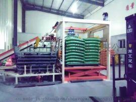 腾阳化肥全自动码垛机器人