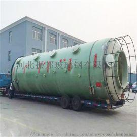 振邦吕梁玻璃钢脱硫塔-玻璃钢【脱硫塔】厂家