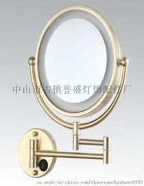 浴室LED化妆镜-化妆镜-中山市古镇誉盛灯饰配件厂
