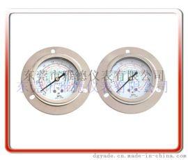 60MM轴向高底压冷媒油压表 冷媒压力表