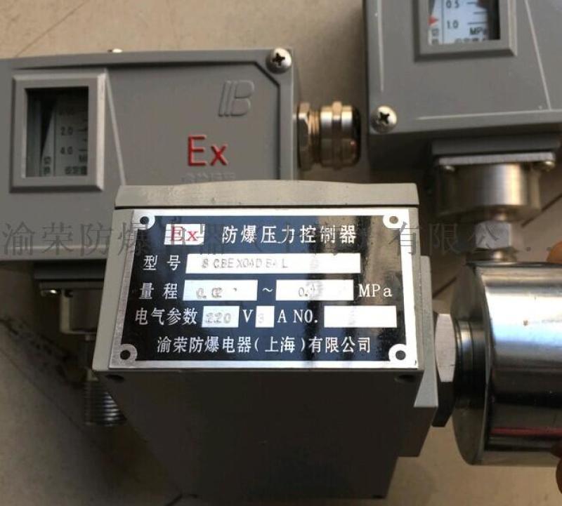 江蘇徐州SYex系列防爆壓力控制器