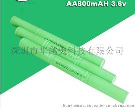 华越美镍氢电池厂家供应草坪灯电池5号充电电池