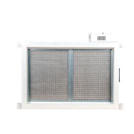 利安达回风箱式微静电净化器组合式空调风柜净化器