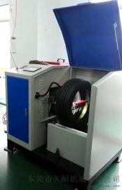 久耐机械全自动防漏气轮胎喷胶机
