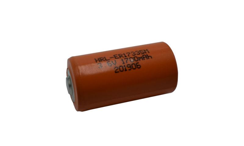 ER17335M-1700mah3.6V鋰亞電池廠