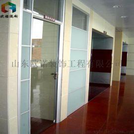 淮安84款主流办公室玻璃隔断铝型材特征