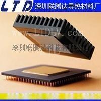 CPU专用导热硅胶 背矽胶导热硅胶