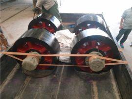 徐州滚筒造粒机托轮JK造粒机拖滚定制型滚筒造粒机滚轮支撑总成