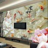 瓷砖背景墙低成本高清快速uv平板打印机年中热销