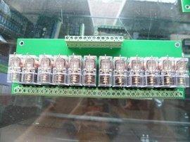 12路PLC放大板 12路继电器板 PLC保护板