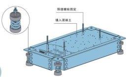 泵浦基座不锈钢防震接头、弹簧减振器、