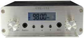 传洲电子 CZE-15A 立体声音质调频广播fm无线发射机/发射器