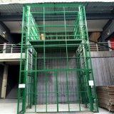 佛山吊笼导轨式升降货梯厂家、物料提升货梯