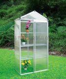 透光阳光板组装式小型温室花房 多肉温室保温暖棚
