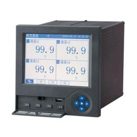 ZR-NPW-9000B 蓝屏无纸记录仪