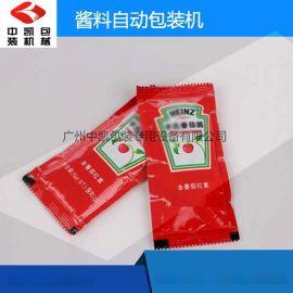 广州番禺蜂  体 蓝莓果酱全自动液体自动包装机价格