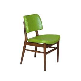 **茶餐厅家具|餐厅桌椅组合|实木包厢餐椅厂家众美德