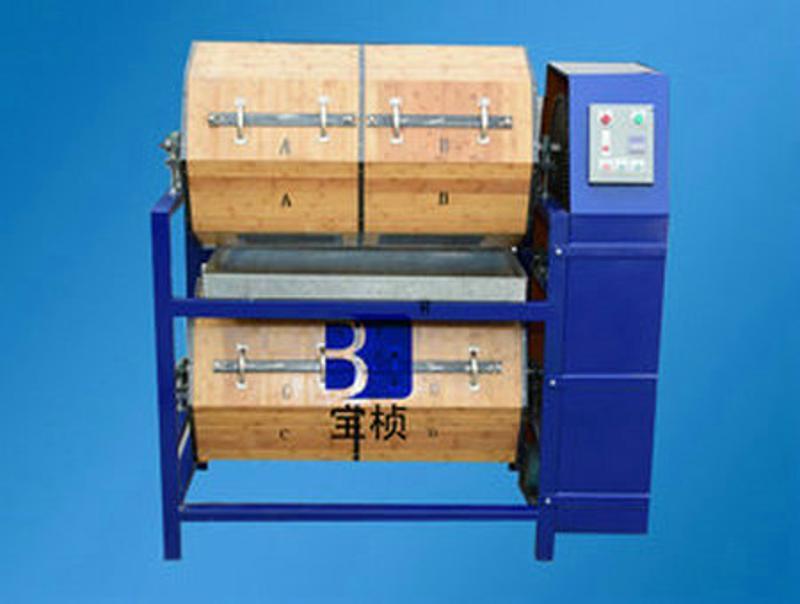 廠家提供 衛浴自動乾式滾桶機 電子產品乾式滾桶機