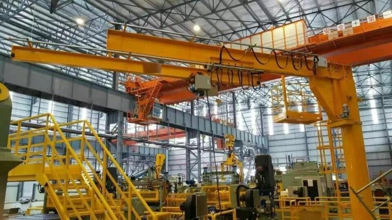 苏州1吨2吨门式起重机龙门架悬臂起重机