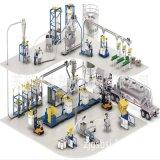 管鏈輸送 粉體輸送 PVC改性輸送