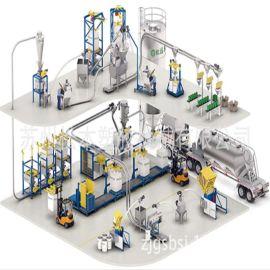 管链输送 粉体输送 PVC改性输送