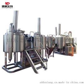 厂家直销不锈钢发酵罐清酒罐 酒吧酒店自酿啤酒设备